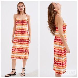 NWT • Zara • Tie Dye Dress